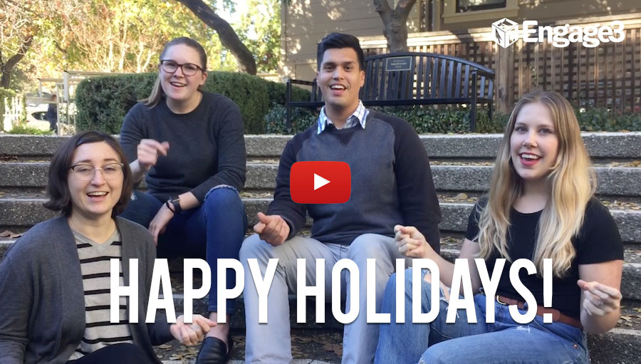 Engage3's Holiday Music Video