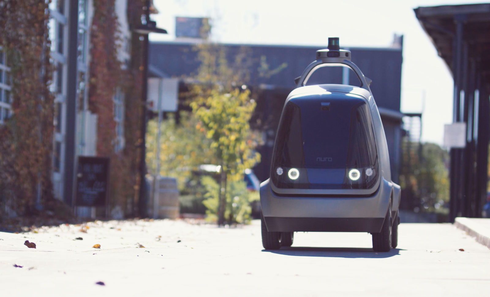 Nuro: Kroger's Self-Driving Delivery Ace