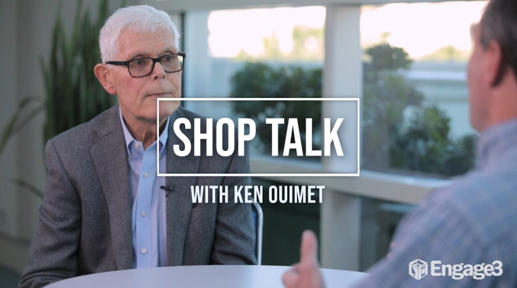 Bill Bishop with Ken Ouimet on Product Attributes as Key to personalization in retail part 2